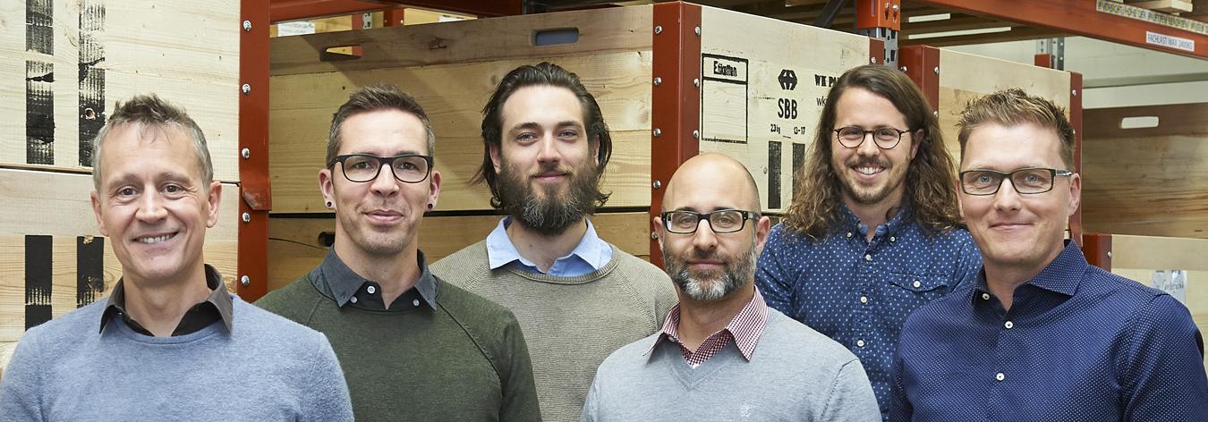 Chemiker, Ingenieure, Materialwissenschaftler und Kunststofftechnologen