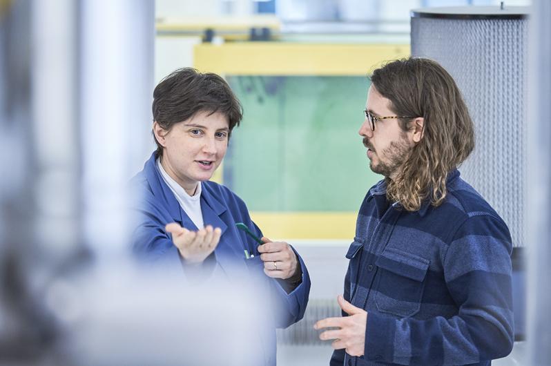 Technologie Engineering Materialentwicklung Biokomposite Nachhaltigkeit
